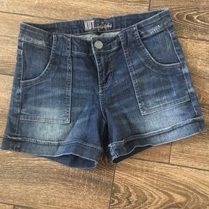 KUT from the cloth  jean short